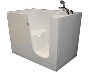 Bañeras con puerta Goman