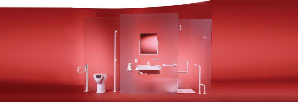 Goman baños para minusválidos y ancianos